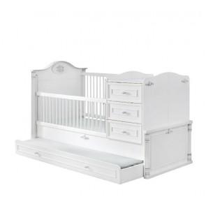 Cilek Romantic Baby łóżeczko kompaktowe