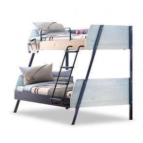 Łóżko piętrowe Trio Cilek