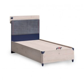 Łóżko z pojemnikiem Trio Line 120x200