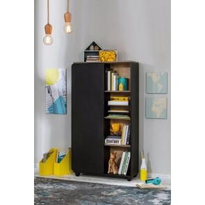 Szafka biblioteczka Compact Black
