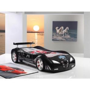 Grand Extreme łóżko samochód czarne standard