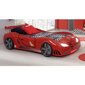 Grand Extreme łóżko samochód czerwone full
