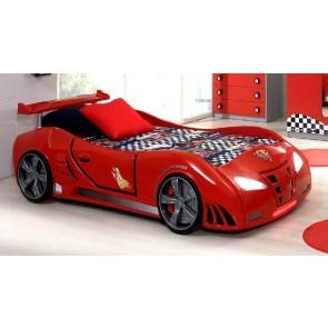 Grand Extreme łóżko samochód czerwone standard