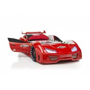GT999 łóżko samochód czerwony