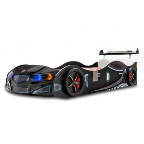 Łóżko GT1 eco full czarny
