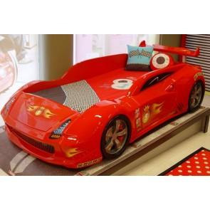Grand Speed łóżko samochód czerwone standard