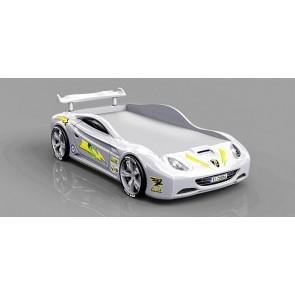 GRAND Viper łóżko samochód FULL opcja - białe
