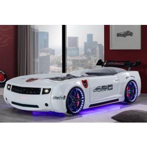 Łóżko auto Camaro kolor biały