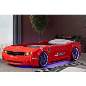 Łożko w kształcie samochodu Camaro