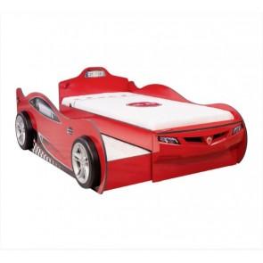 Łóżko Coupe Cilek- kolor czerwony