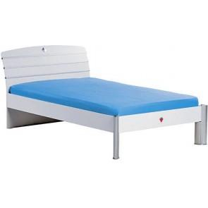 Active pojedyncze XL łóżko 120cmx200cm