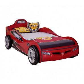 Łóżko dziecięce Coupe Cilek -kolor czerwony