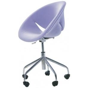 Relax krzesło fiolet