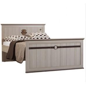Royal pojedyncze XL łóżko 120cmx200cm