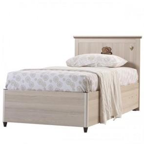 Royal pojedyncze łóżko tapczan 90cmx190cm