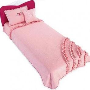 Yakut narzuta z poduszkami 135 x 230 cm