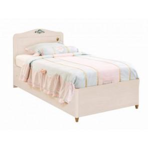 Flower pojedyncze łóżko tapczan 90cmx190cm