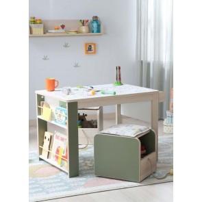 Wielofunkcyjny stolik dziecięcy Montessori