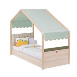 Łóżko Montessori ( 80x0180 cm)