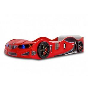 Łóżko GT-1 eco kolor czerwony
