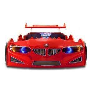 Łóżko GT1 eco full czerwony