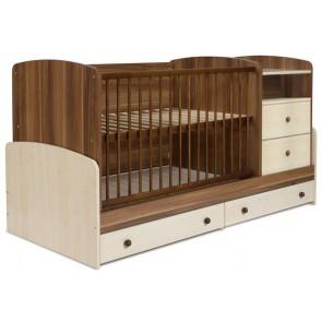 Kombi łóżeczko pokoik - meble dla dzieci