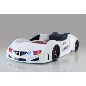Łóżko samochód dziecięce BMV standard