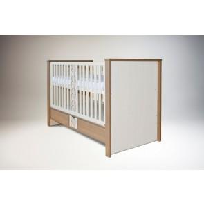 Łóżeczko dla niemowląt 140x70cm Moko Betty