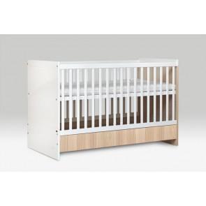 Łóżeczko niemowlęce 140x70cm Alda