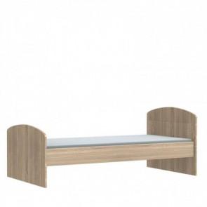 Łóżko 80x160 cm Mija Sonoma