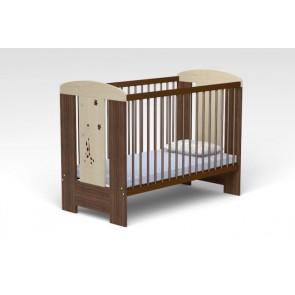 Łóżeczko dla niemowląt 120x60cm – Mokko Moko