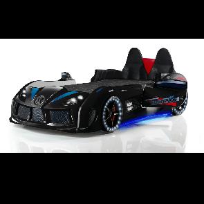 Łóżko auto GT Race czarny