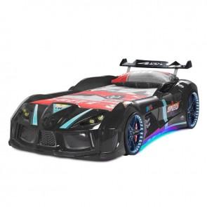 Łóżko GT MV4 kolor czarny