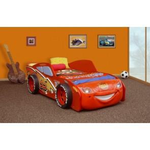 Disney McQueen Łóżko samochód MDF