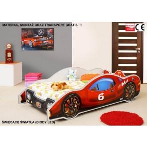 Łóżko dziecięce samochód Minimax