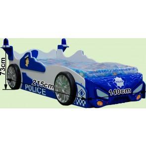 Łóżko samochód Police