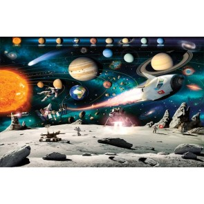 Walltastic fototapeta ścienna Space Adventure