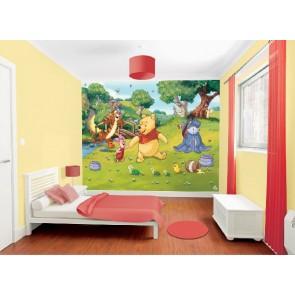 Walltastic fototapeta ścienna Winnie the Pooh