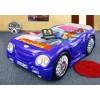 Łóżko samochód SleepCar niebieski
