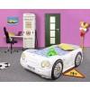 Łóżko samochód SleepCar biały