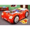 Łóżko samochód SleepCar czerwony
